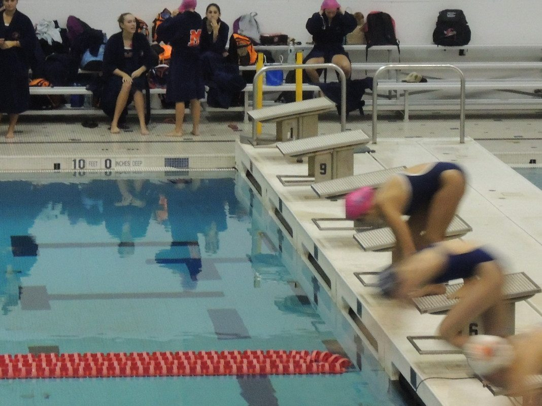 Eisenhower Aquatic Center Manhasset Press
