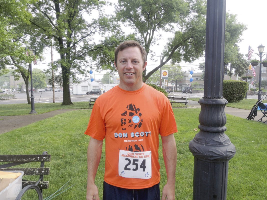 "ee3908388b The fifth annual Don Scott Memorial 5K Run took place on May 17 and more  than 300 runners turned out to participate. ""This is our biggest run so  far,"" said ..."