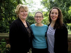 New Parents Committee Patrice Burke, Andrea Gatta, Erin McNamara, JoAnn Hoang (missing)