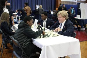 Chess Club is just one of the many extracurricular activities at St. Mary's.