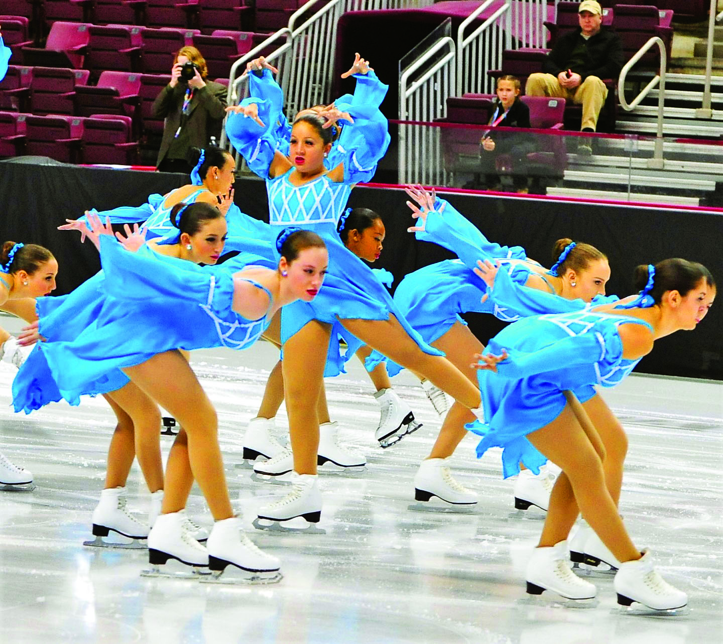 East Coast Championships In Synchronized Skating